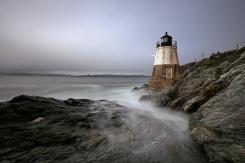 Castle Hill Lighthouse, RI